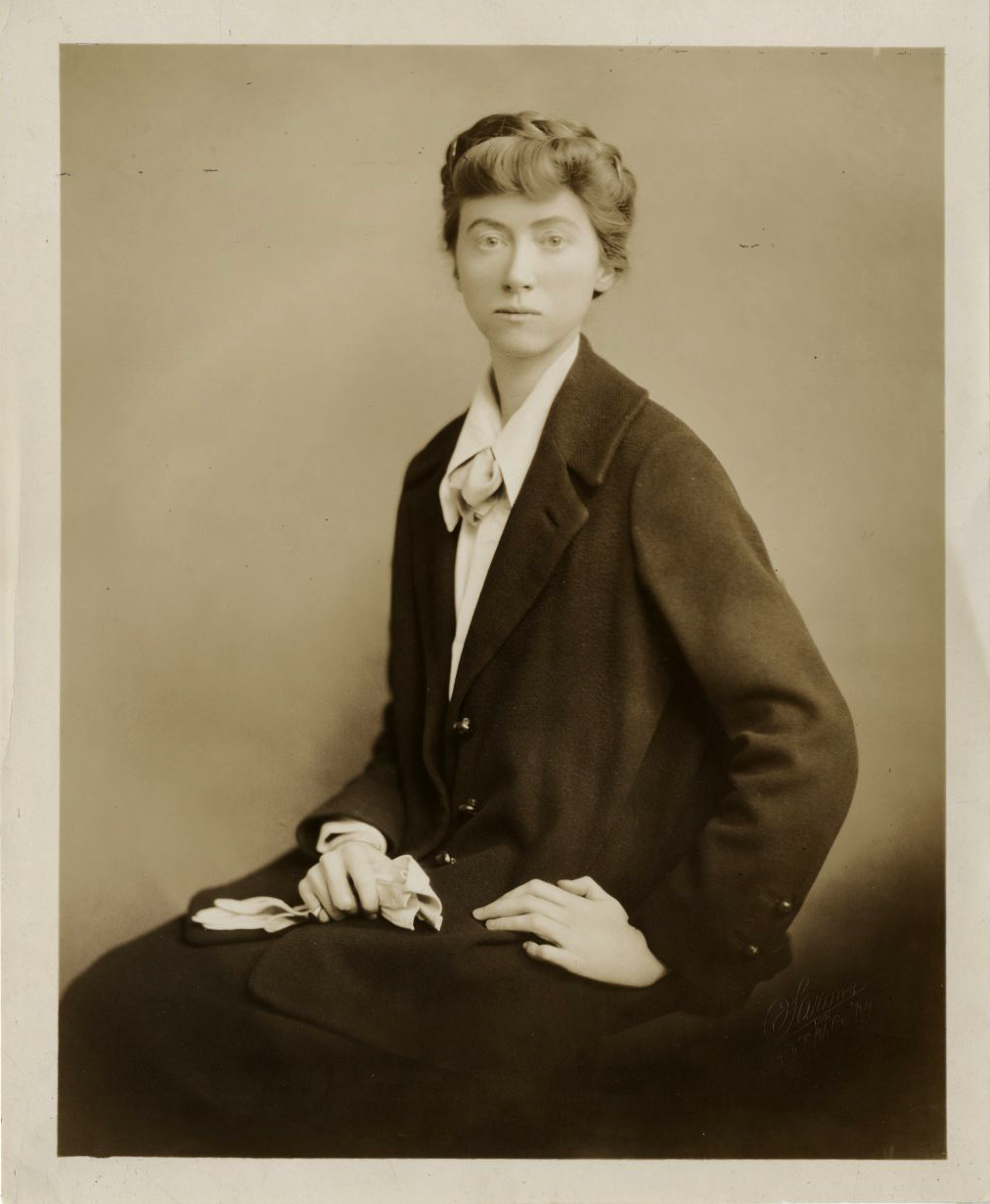 Marianne Moore Portrait